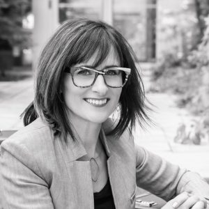 Wendy Buchanan, optician and Image consultant